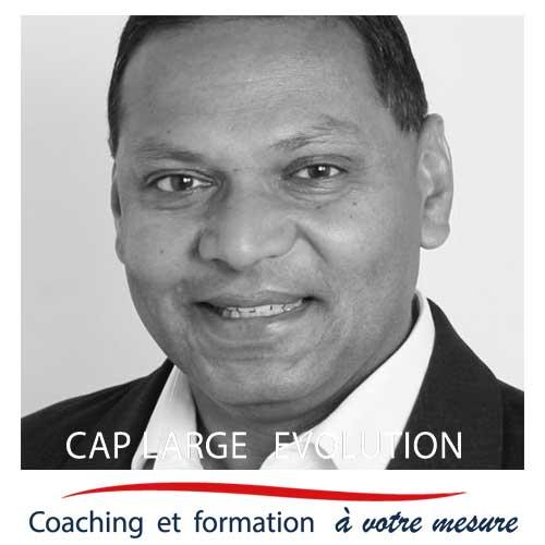 Coach professionnel: Alain Djeyaramane